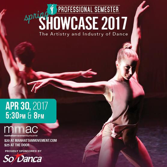 Professional Semester Showcase Spring 2017