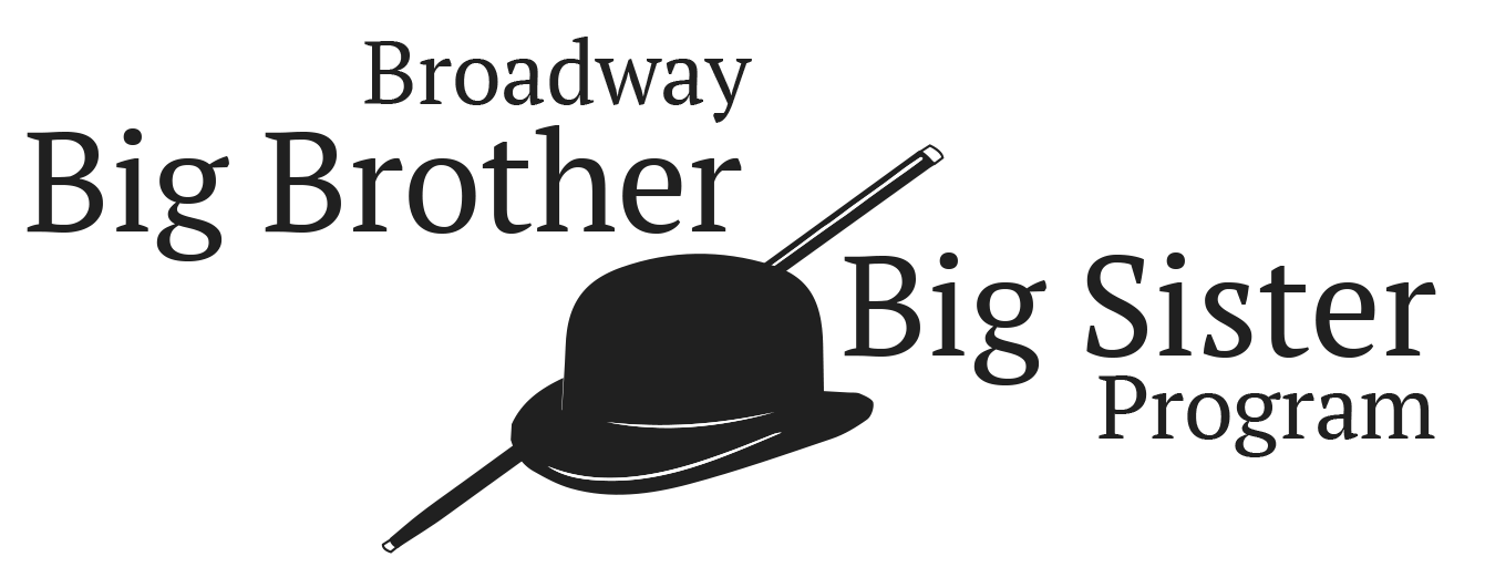 Broadway Big Brother Big Sister Program logo