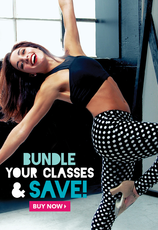 Bundle your classes and SAVE!