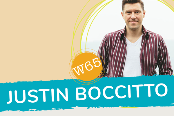 Justin Boccitto Guest Teacher Class