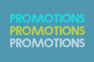 Special Promotions at BDC