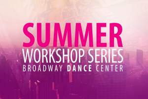Summer Workshop Series