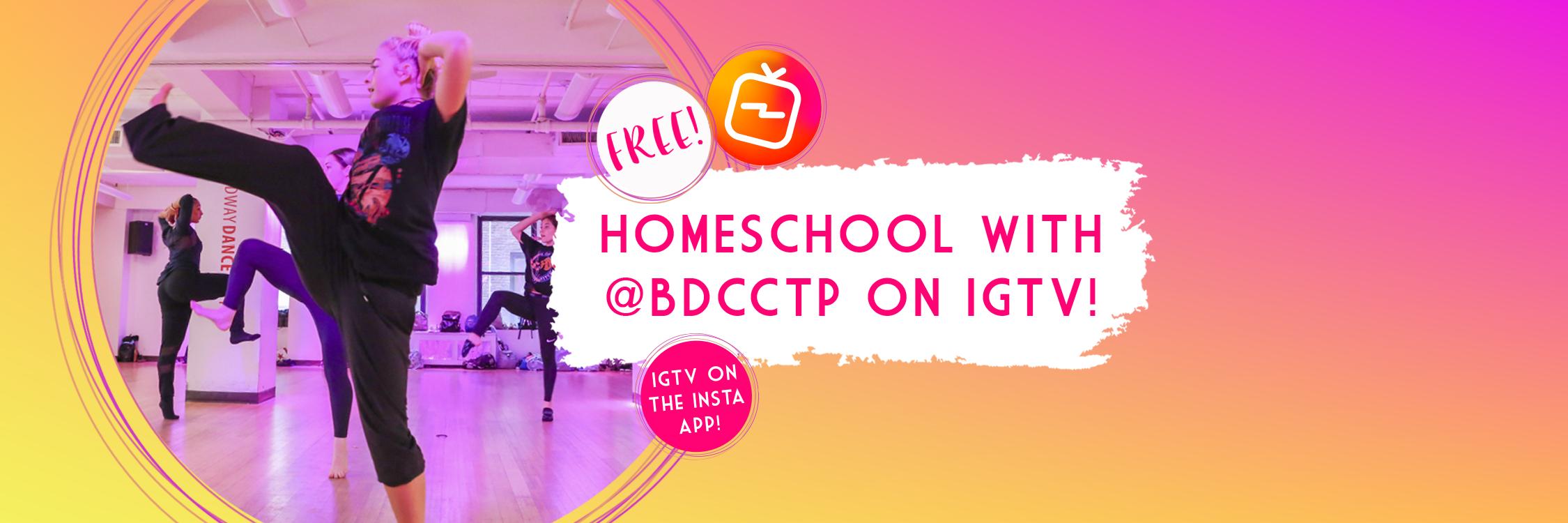 Homeschool with BDC