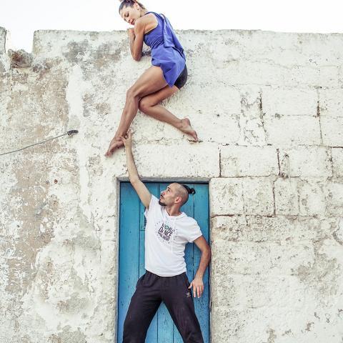 Claudia Cavalli and Vito Cassano