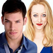 Brandon Leffler and Lizz Picini
