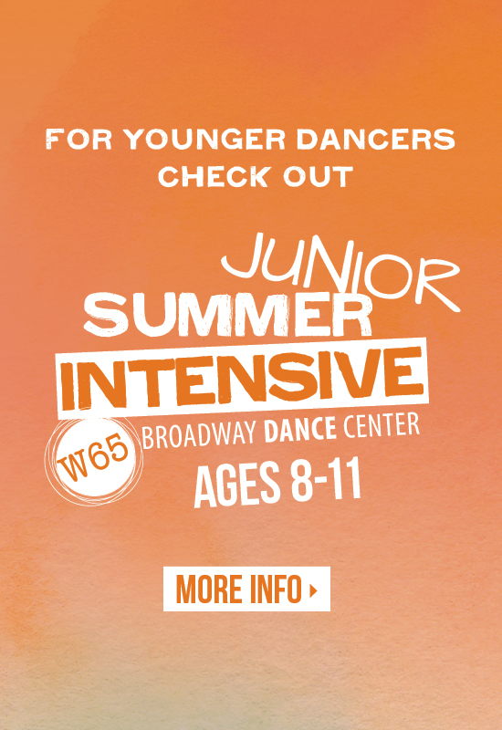W65 Junior Summer Intensive