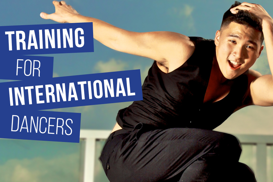 Training for International Dancers