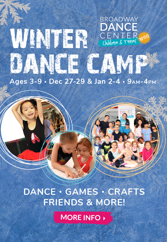 Winter Dance Camps
