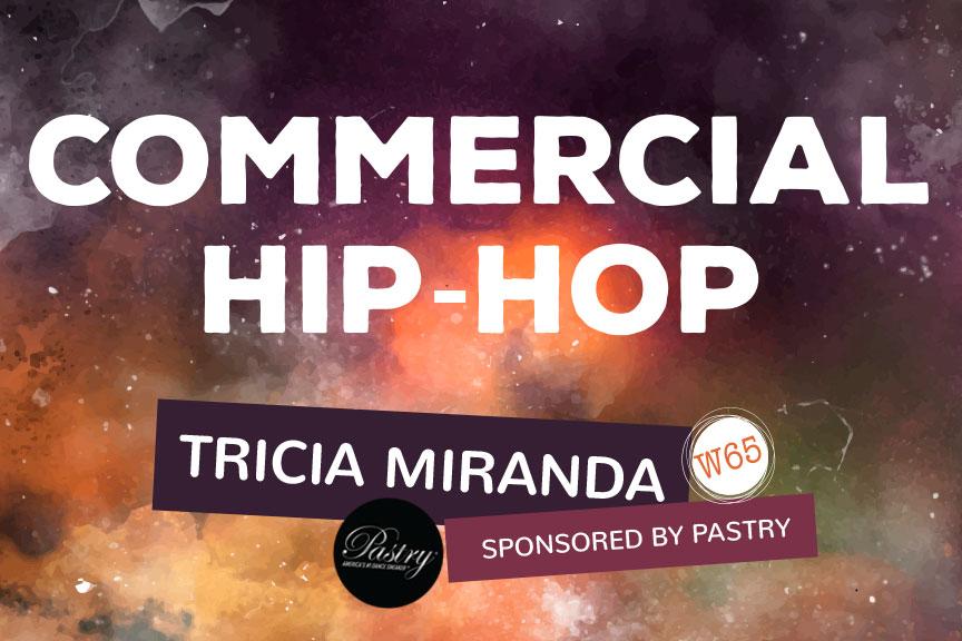 Tricia Miranda Guest Class at W65