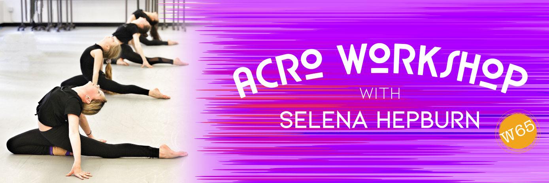 Acro Workshop Web Header