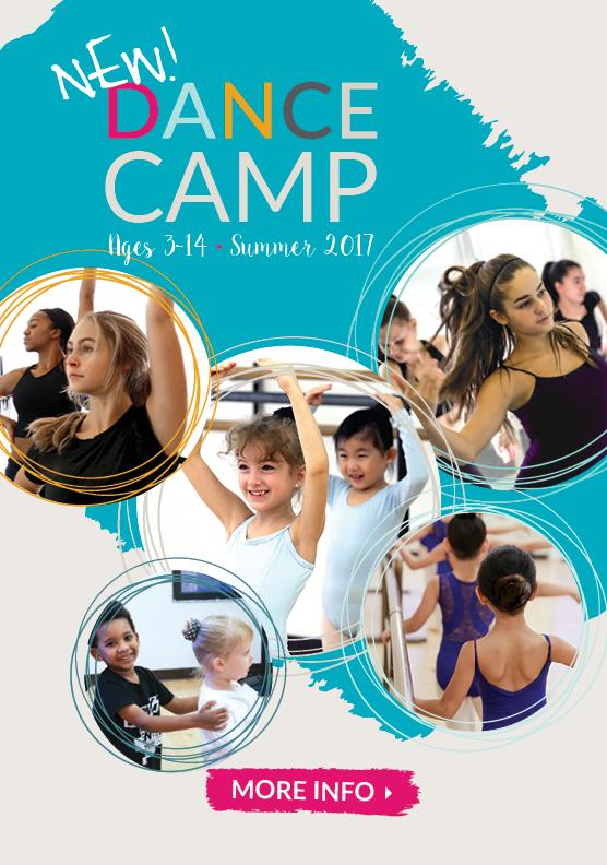 Summer Dance Camp at BDC Children & Teens
