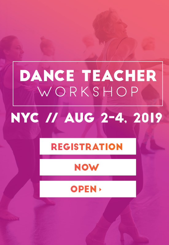 Dance Teacher Workshop | August 2-4, 2019