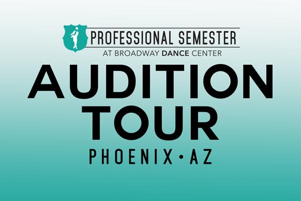 Professional Semester Audition Tour • Phoenix, AZ