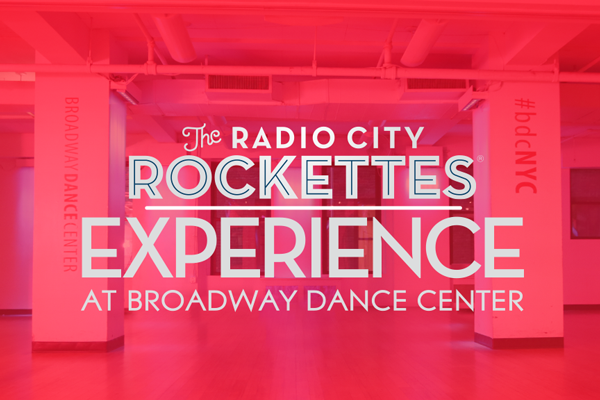 The Radio City Rockettes Experience at Broadway Dance Center