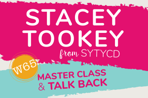 Stacey Tookey Master Class