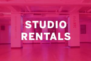 BDC Studio Rentals