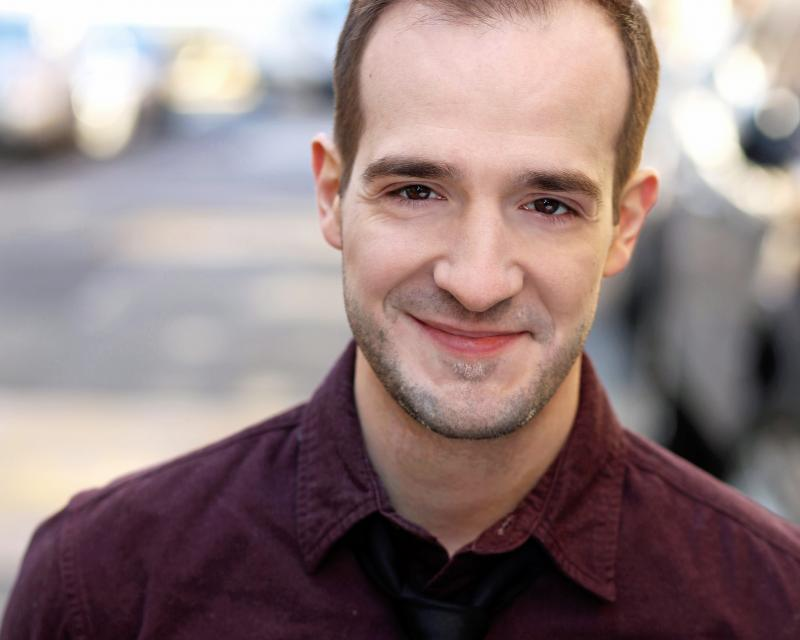 Evan Kasprza Headshot