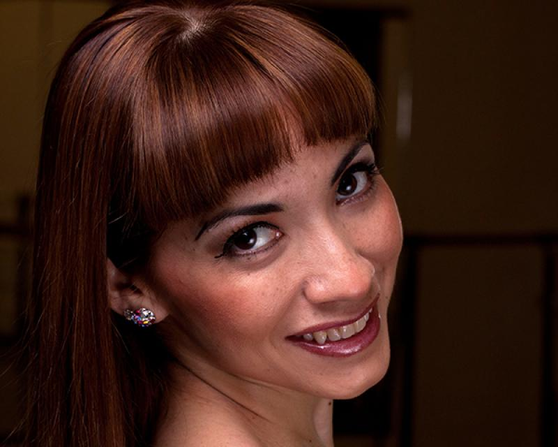 Karina Teran-Alvear Headshot