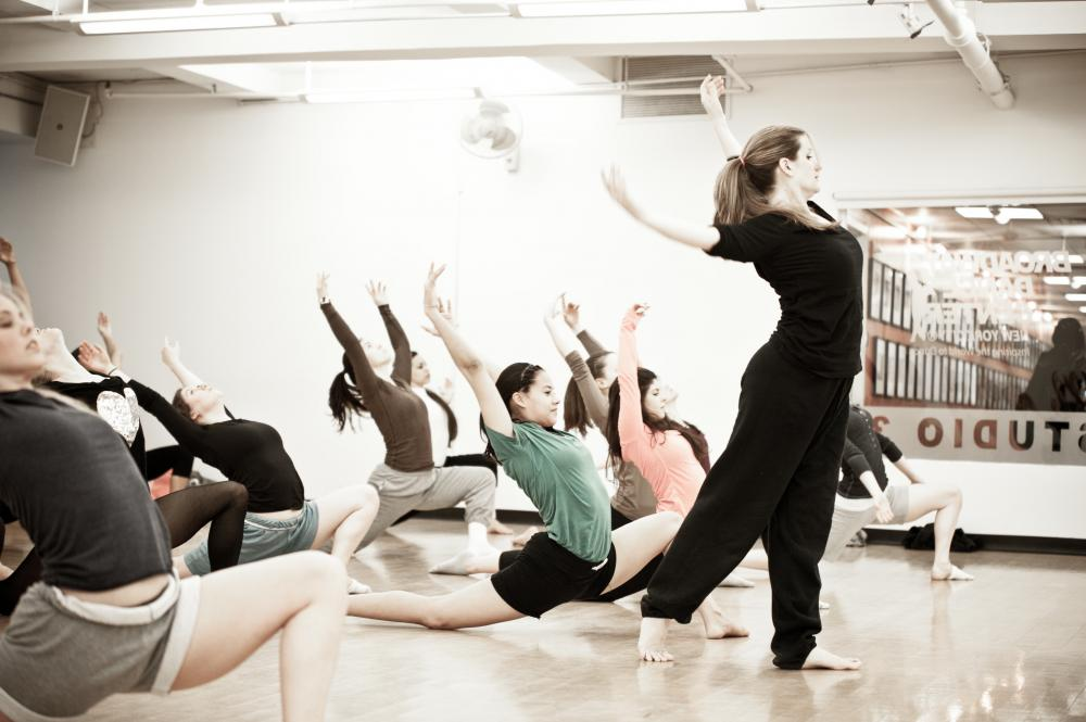 Tracie Stanfield Faculty Bio | Broadway Dance Center
