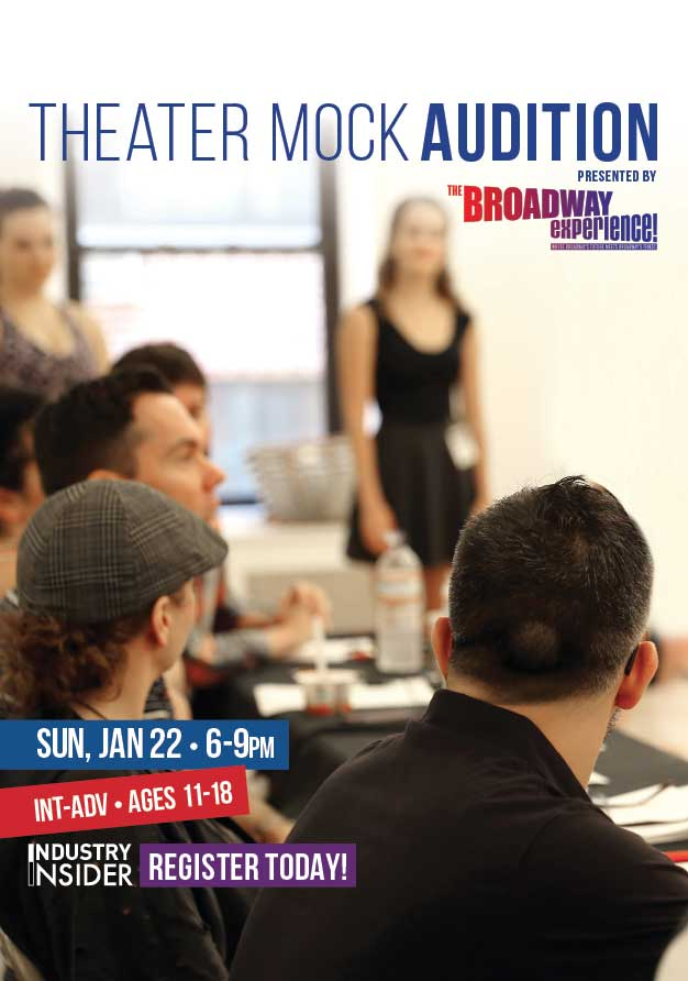 Theater Mock Audition