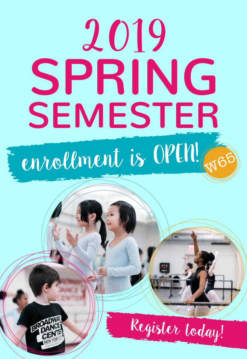 SPRING 2019 SEMESTER PROGRAM CURRICULUM