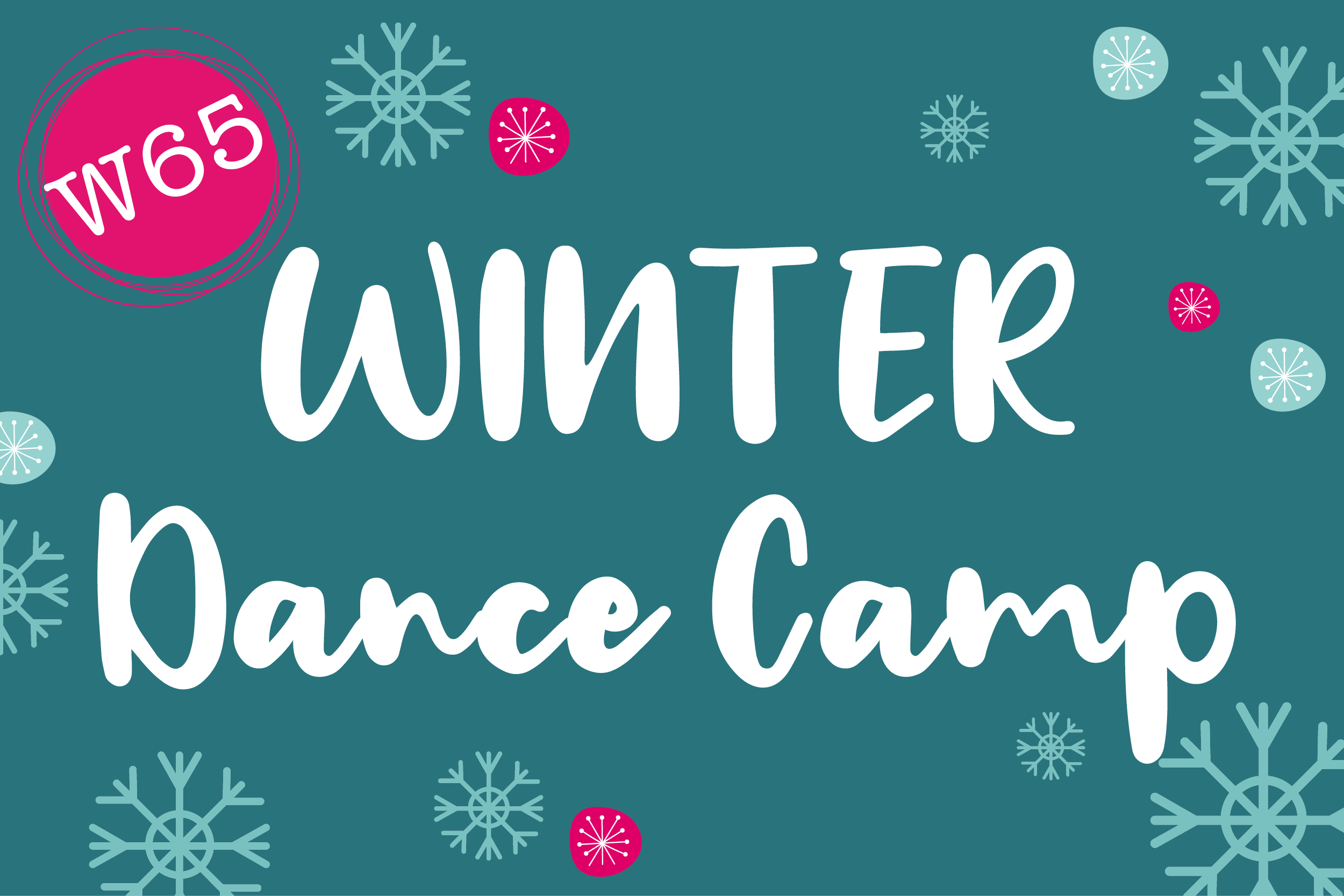 Winter dance Camp Tout Updated