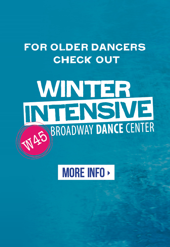 W45 Winter Intensive • Ages 12-21